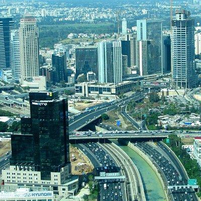 Вид на Тель-Авив