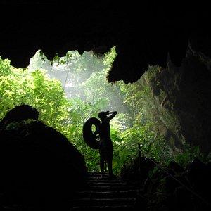 St. Hermans Cave Entrance
