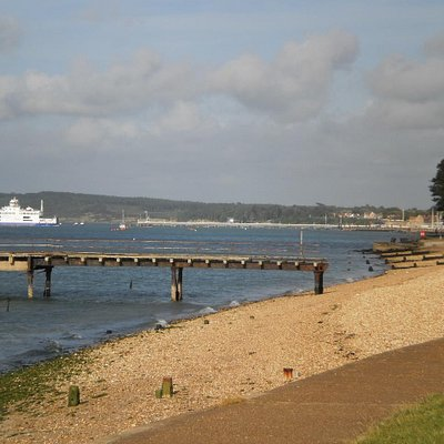 Ft Victoria beach