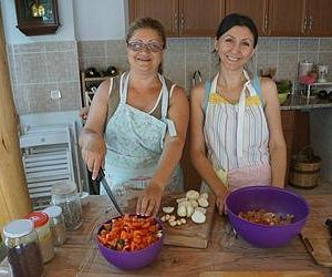 Cooking Turkish style
