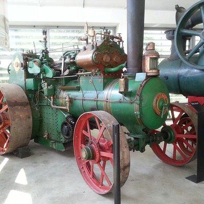 Prime macchine a vapore