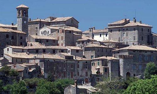 Borgo medioevale di Lugnano in Teverina