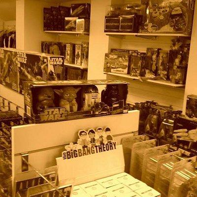 shop interior #1