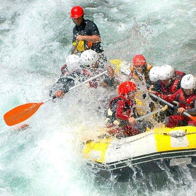 Rafting en Enguidanos, Altair Turismo