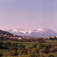 Mountain Hike to Hinnstein