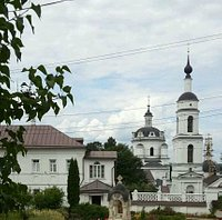 Свято–Никольский Черноостровский женский монастырь