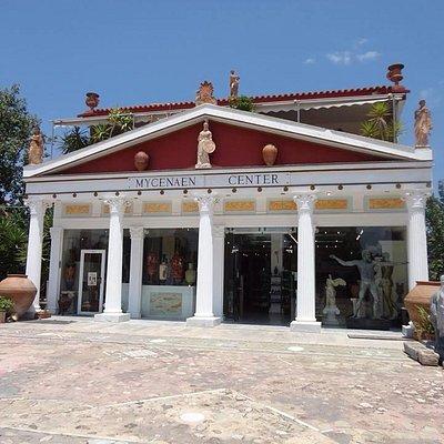 Mycenaean centre workshop