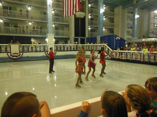 Ice Skating Show