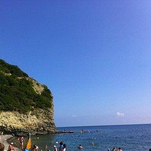 Пляж Дюрсо