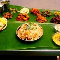Friday briyani vegeterian special