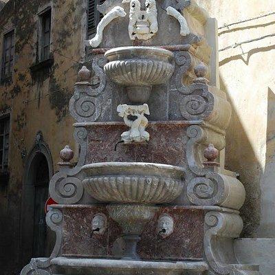 Fontana di Santo Vito