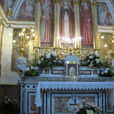L'Altare del Tempietto