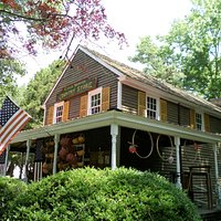 The Country Store was my favorite!