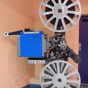 apollo cinepark - proiettori d'epoca