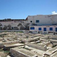 Jewish cemetery in Essaouira