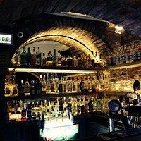 Amazing selection of drinks... Recommend hazelnut vodka!