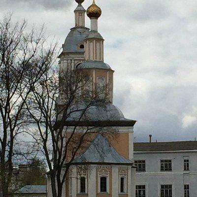 Казанская церковь в Угличе
