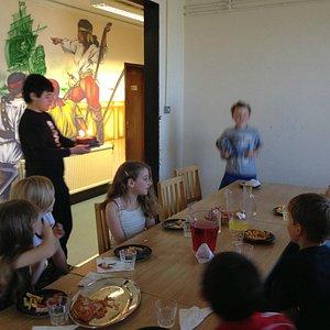 Birthday Party at Bombadingas Soft Play