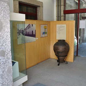 Entrance of the Museum.