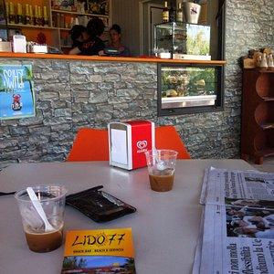 Caffè Salentino al lido 77