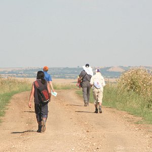 Walking on the Sultans Trail