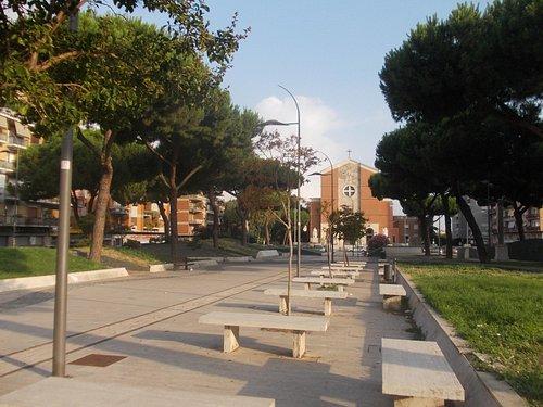 Piazzale dei Caduti della Montagnola