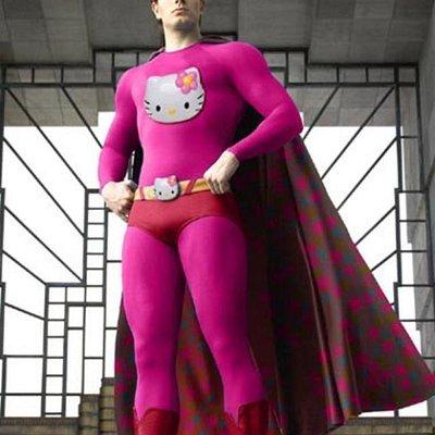 Super héros chez izdeguiz