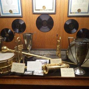American Legion, Monahan Post Band Display