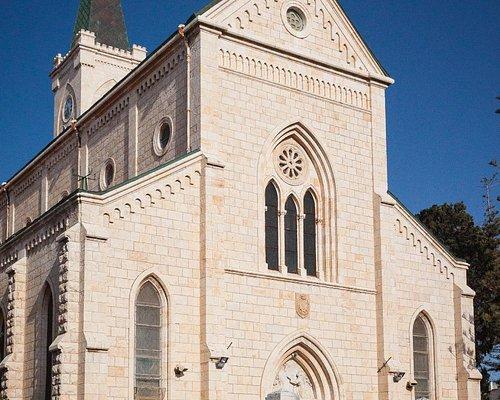 St Anthony's Catholic Church, Old Jaffa, Tel Aviv.