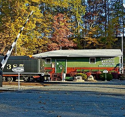 Whippany Railway Musem Fun for the whole family