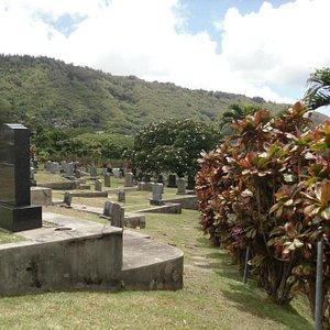 Manoa Valley Cemetery 18