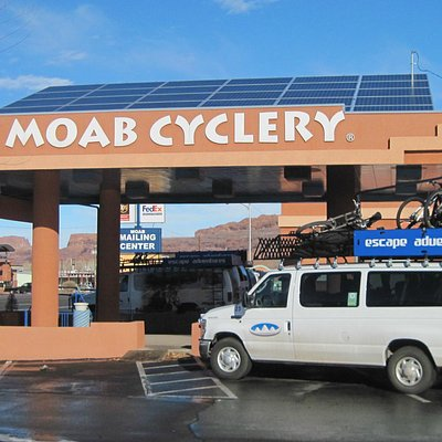 Full Service Bike Shop