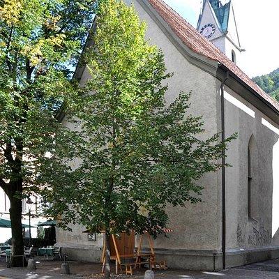 St. Regulakirche