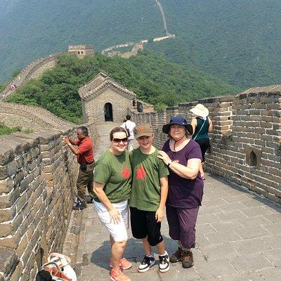 Great Wall- Mutianyu