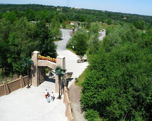 DinoPark Ostrava Gate
