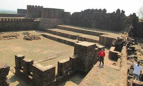 Mirjan Fort during Feb