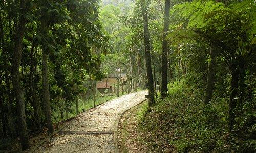 Parque Zoobotânico de Brusque