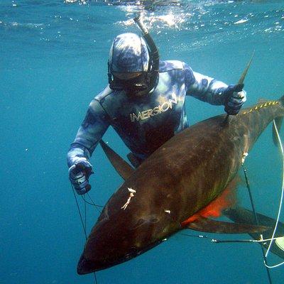 Blue Water Hunting PR