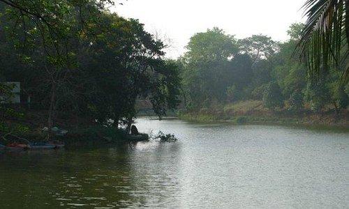 The lake, Boating Area