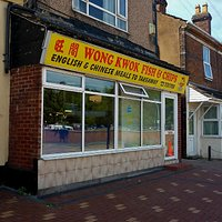 Wong Kwok Fish & Chips, Flint