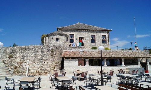 Restaurant du chateau Lëkurësit