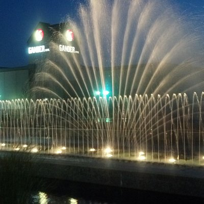 Dancing waters on the river #2