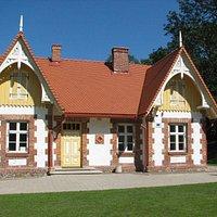Renovated Gardener's Cottage