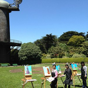 Dutch Windmill Golden Gate Park