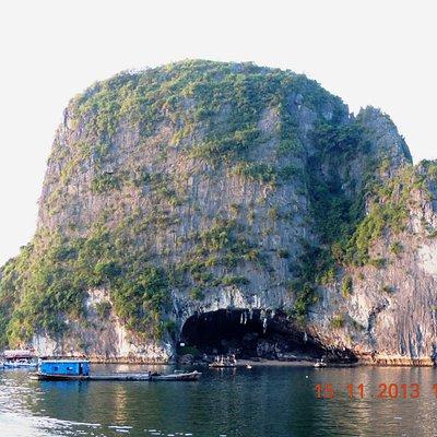 Hang Bo Nau cave