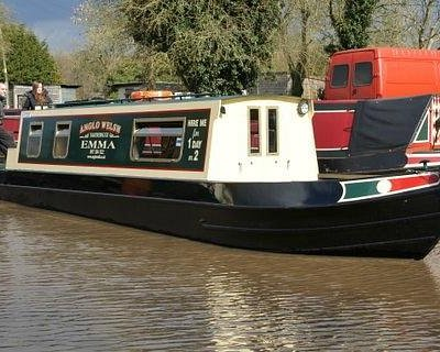 Tardebigge Dayboat hire