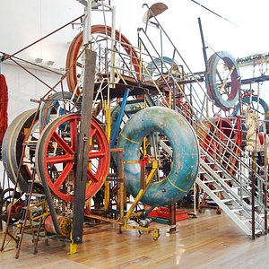 Tinguely Museum, Basel