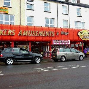 Les Harker's Amusements, Rhyl