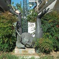 Lambrakis Monument