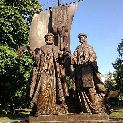 Петр и Феврония в Самаре